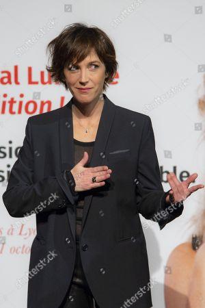 Editorial photo of Prix Lumiere Award, 10th Film Festival Lumiere, Lyon, France - 19 Oct 2018