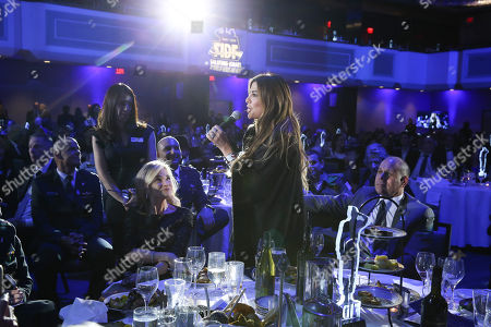 Editorial image of FIDF (Friends of Israel Defense Forces) Gala, New York, USA - 17 Oct 2018