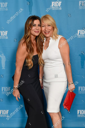 Editorial photo of FIDF (Friends of Israel Defense Forces) Gala, New York, USA - 17 Oct 2018