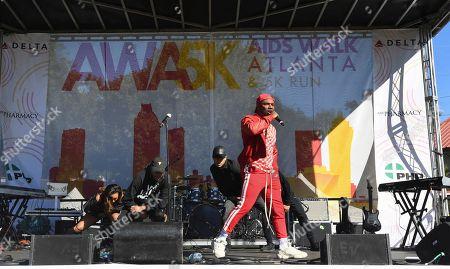 Editorial image of AIDS Walk 2018, Atlanta, USA - 21 Oct 2018
