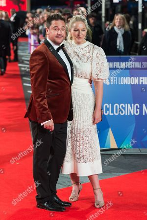 Editorial picture of 'Stan and Ollie' premiere, BFI London Film Festival, UK - 21 Oct 2018