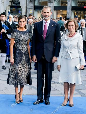 Princesa de Asturias Awards, Oviedo