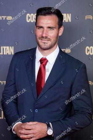Editorial photo of Cosmopolitan Awards, Madrid, Spain - 18 Oct 2018
