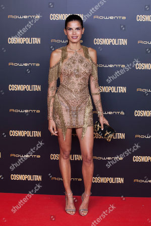 Editorial picture of Cosmopolitan Awards, Madrid, Spain - 18 Oct 2018
