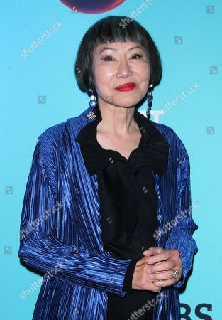 Stock Picture of Amy Tan