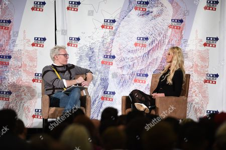 Editorial image of Politicon, Day 2, Los Angeles, USA - 21 Oct 2018