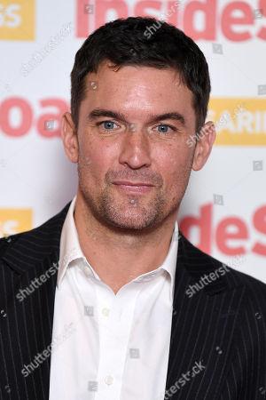 Editorial photo of Inside Soap Awards, London, UK - 22 Oct 2018