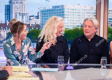 Lydia Bright, Debbie Douglas, Dave Bright