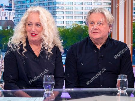 Debbie Douglas and Dave Bright