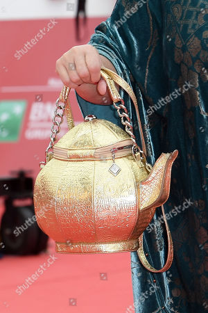 Stock Picture of Marisa Laurito 's bag
