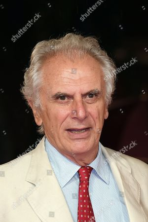 Stock Picture of The director Marco Risi