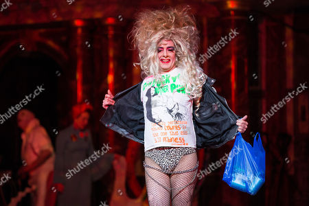 Editorial picture of Alternative Miss World contest, London, UK - 20 Oct 2018