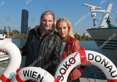 Stefan Jürgens and Lilian Klebow