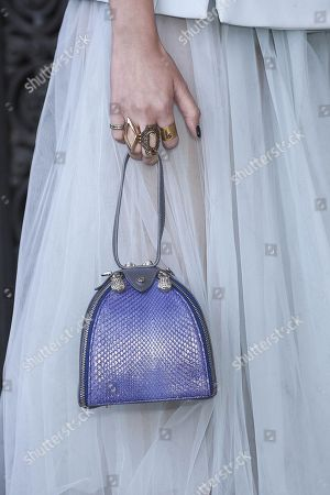 Esther Quek, bag detail