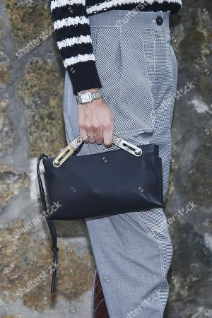 Stock Photo of Diletta Bonaiuti , bag detail
