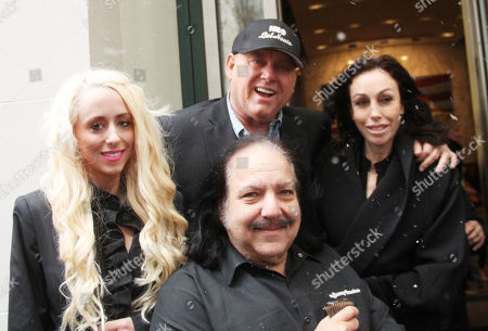 Stock Photo of Krissy Summers, Ron Jeremy, Dennis Hof and Heidi Fleiss