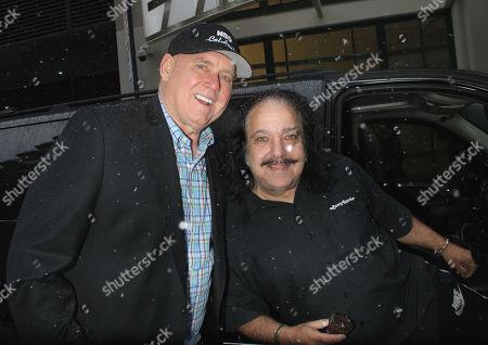 Dennis Hof and Ron Jeremy