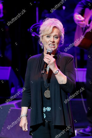 Connie Smith performs at the 2018 Medallion Ceremony at the Country Music Hall of Fame and Museum, in Nashville, Tenn