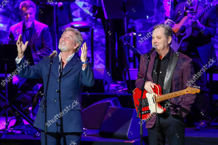Larry Gatlin, Steve Wariner. Larry Gatlin, left and Steve Wariner perform at the 2018 Medallion Ceremony at the Country Music Hall of Fame and Museum, in Nashville, Tenn