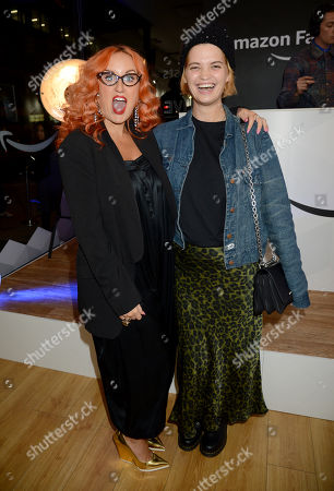 Editorial picture of Amazon Fashion Hosts Pop-Up Shop Live VIP Launch Event, London, UK - 22 Oct 2018
