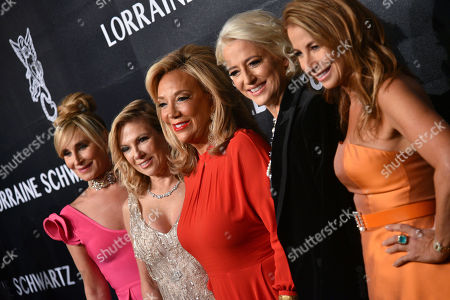 Sonja Morgan, Ramona Singer, Denise Rich, Dorinda Medley and Jill Zarin