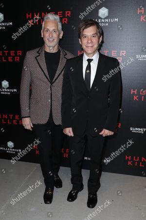 Alan Siegel with Husband
