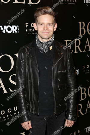 """Editorial image of New York Special Screening of Focus Features' """"BOY ERASED"""", New York, USA - 22 Oct 2018"""