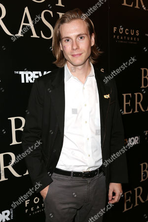 """Editorial photo of New York Special Screening of Focus Features' """"BOY ERASED"""", New York, USA - 22 Oct 2018"""