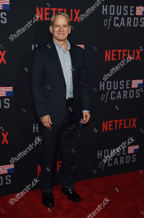 """Editorial photo of LA Premiere of """"House of Cards"""" Season 6, Los Angeles, USA - 22 Oct 2018"""
