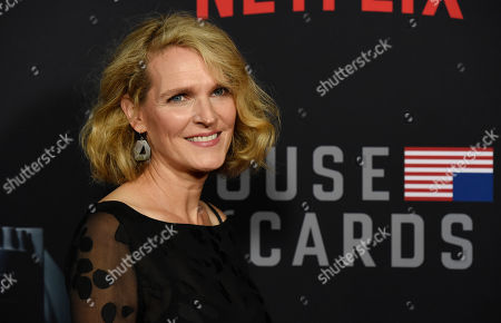 """Editorial image of LA Premiere of """"House of Cards"""" Season 6, Los Angeles, USA - 22 Oct 2018"""