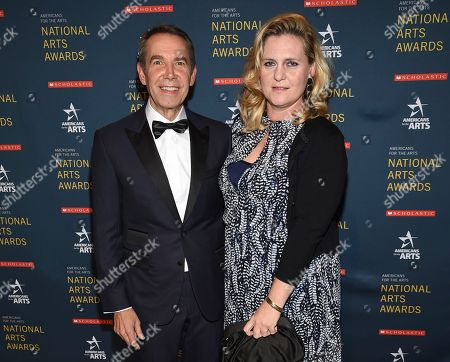 Editorial picture of 2018 National Art Awards, New York, USA - 22 Oct 2018