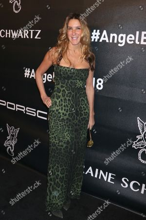 Editorial image of Angel Ball, Arrivals, New York, USA - 22 Oct 2018
