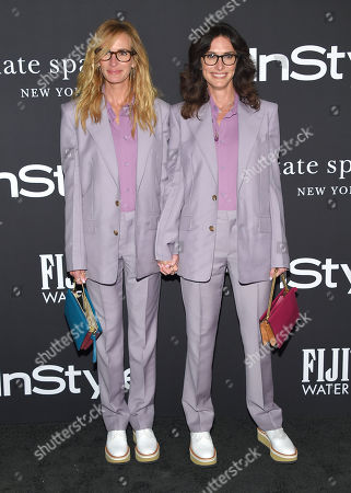 Stock Image of Julia Roberts and Elizabeth Stewart