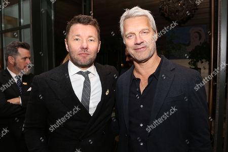 Joel Edgerton (Writer, Director) and Neil Burger