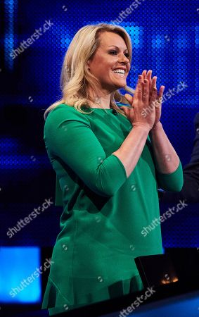 Editorial photo of 'The Chase: Celebrity Special' TV Show, Episode 3, UK  - 28 Oct 2018