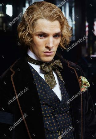 Colin Morgan as Alfred Bosie Douglas