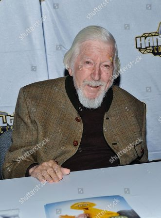 Stock Image of Caroll Spinney