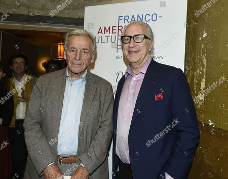 Constantin Costa Gavras and Howard A Rodman