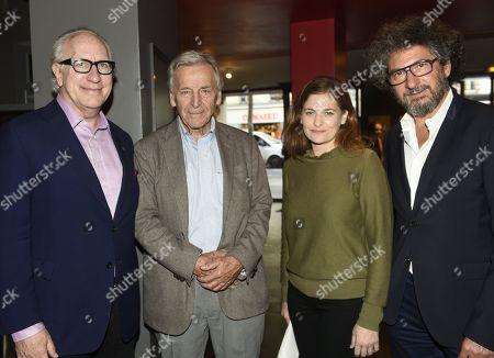 Editorial image of Les Cineastes cinema, Paris, France - 16 Oct 2018