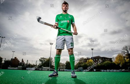 Editorial picture of Ireland Men's Hockey World Cup Squad & Primary Sponsorship Announcement, Pembroke Wanderers Hockey Club, Dublin  - 23 Oct 2018