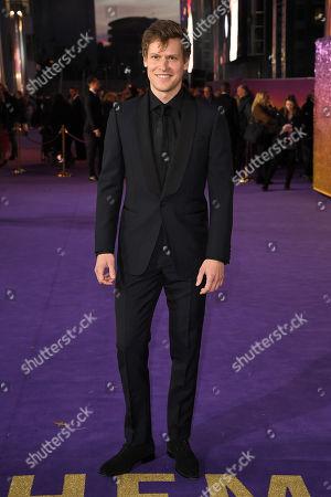 Editorial image of 'Bohemian Rhapsody' film premiere, London, UK - 23 Oct 2018