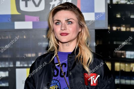 Stock Image of Frances Bean Cobain