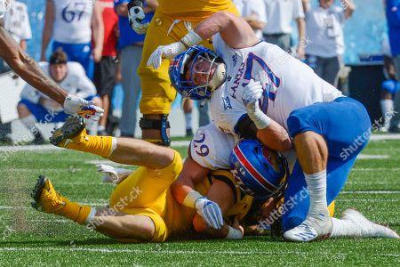 Editorial image of Kansas West Virginia Football, Morgantown, USA - 06 Oct 2018