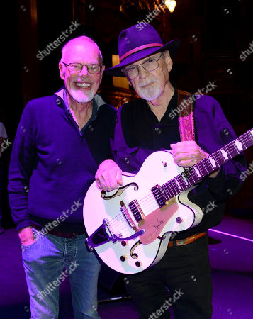 Bob Harris and Duane Eddy