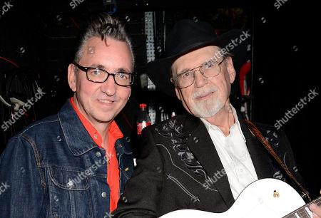 Richard Hawley and Duane Eddy