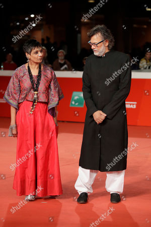 Editorial photo of Film Festival My Dear Prime Minister Red Carpet, Rome, Italy - 23 Oct 2018