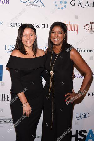 Nicole Stokes and Lori Stokes