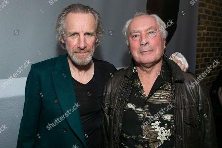Stock Image of Nicholas Farrell (Francis Ekdal) and Nicholas Day (Charles Woods)