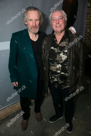 Editorial picture of 'The Wild Duck' party, After Party, London, UK - 23 Oct 2018
