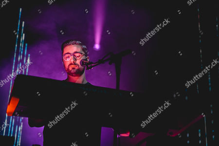 Stock Picture of Alt-J - Gus Unger-Hamilton